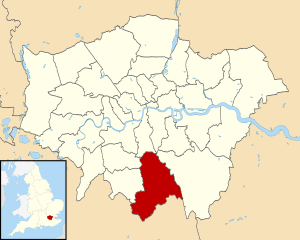 Croydon, London, England