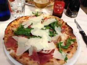 adventures of a gluten free globetrekker Gluten Free Bologna: Pizzeria Ristorante Pepperoni Bologna Gluten Free Italy