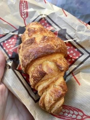 adventures of a gluten free globetrekker Gluten free croissant Madrid