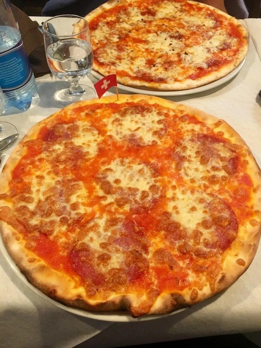 Gluten free pizza Rome Voglia di Pizza