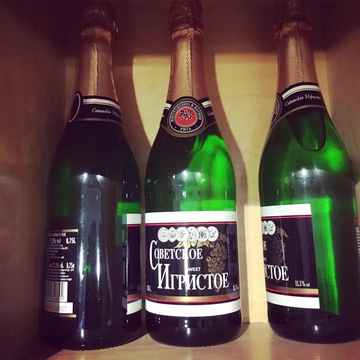 Russian shampanskoye