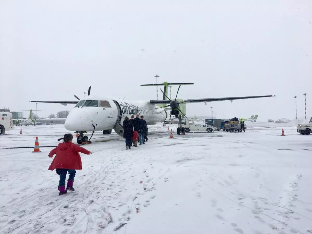 Riga Latvia where to travel with kids in winter