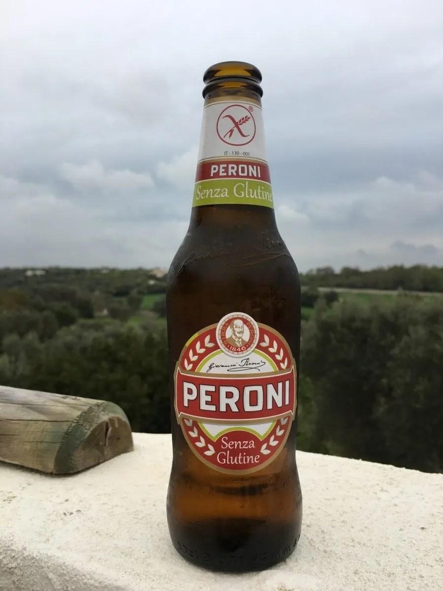 gluten free Peroni in Puglia
