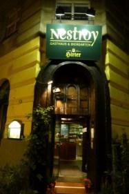 adventures of a gluten free globetrekker {Guest Post} Gluten Free Vienna, Austria: Nestroy Gasthaus & Biergarten Austria