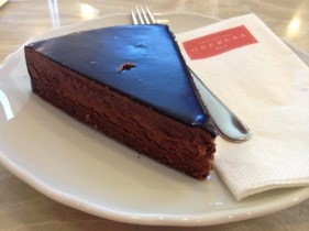 adventures of a gluten free globetrekker Gluten Free Vienna: Cake at Kurkonditorei Oberlaa Austria