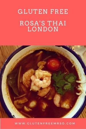 adventures of a gluten free globetrekker gluten free Rosa's Thai