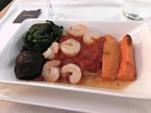 adventures of a gluten free globetrekker gluten free in flight meal British Airways Club World