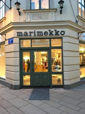 adventures of a gluten free globetrekker Marimekko Gothenburg