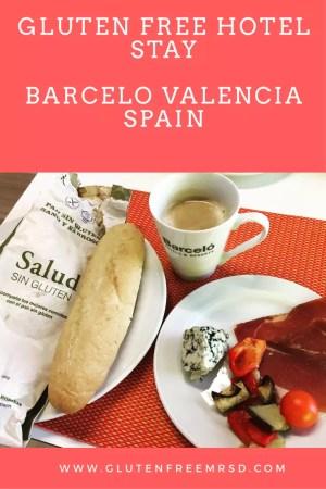 adventures of a gluten free globetrekker Barcelo Valencia