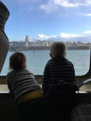 adventures of a gluten free globetrekker Isle of Wight ferry