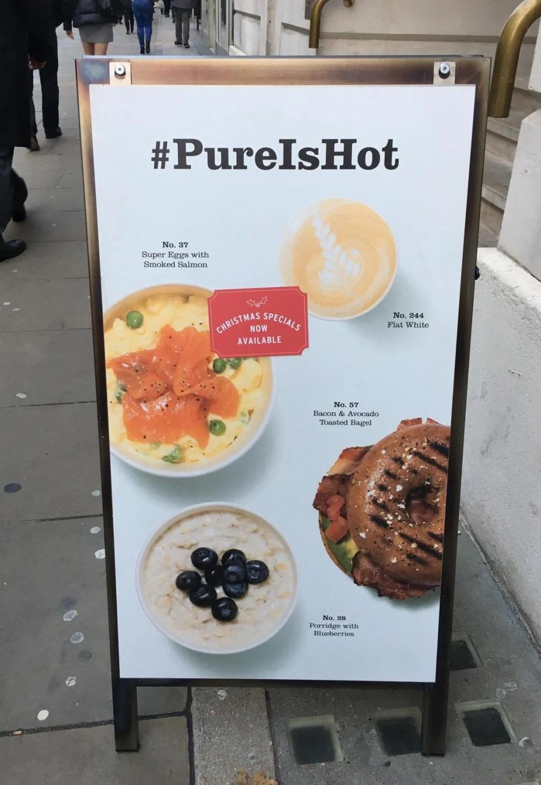 adventures of a gluten free globetrekker Gluten Free London Restaurant: Pure Gluten Free Travel UK London