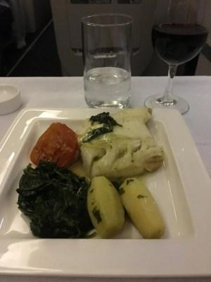 adventures of a gluten free globetrekker gluten free dinner British Airways Club World