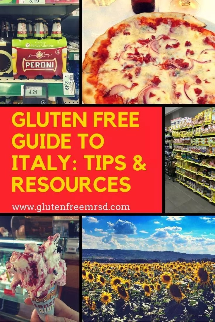 Gluten Free Guide To Italy: Tips and Resources