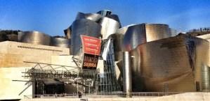 adventures of a gluten free globetrekker Guggenheim Bilbao