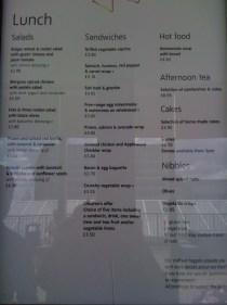 adventures of a gluten free globetrekker Gluten Free at the Tate Modern London