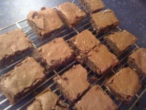 adventures of a gluten free globetrekker Gluten Free Chocolate Brownies....Thanks, Nigella! Gluten Free News