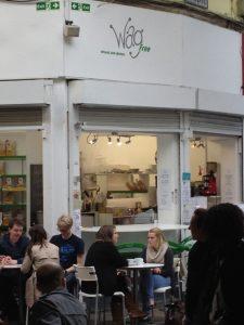 adventures of a gluten free globetrekker WAGfree Cafe, Brixton Village Gluten Free Vegetarian London
