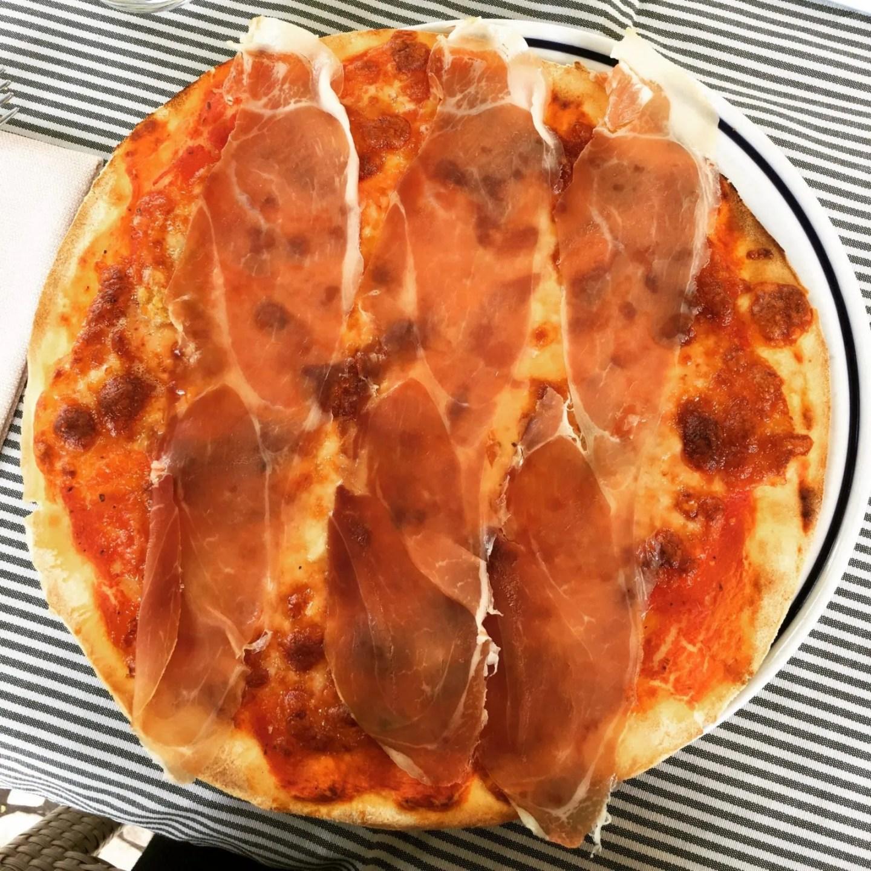 Gluten Free Pizza Lake Garda Italy