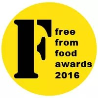 Free From Food Awards 2016