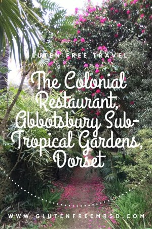 adventures of a gluten free globetrekker Gluten Free Dorset