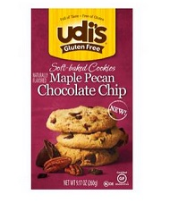 Maple Pecan Chocolate Chip Cookie