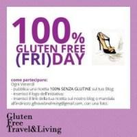 100% GLUTEN FREE (FRI)DAY