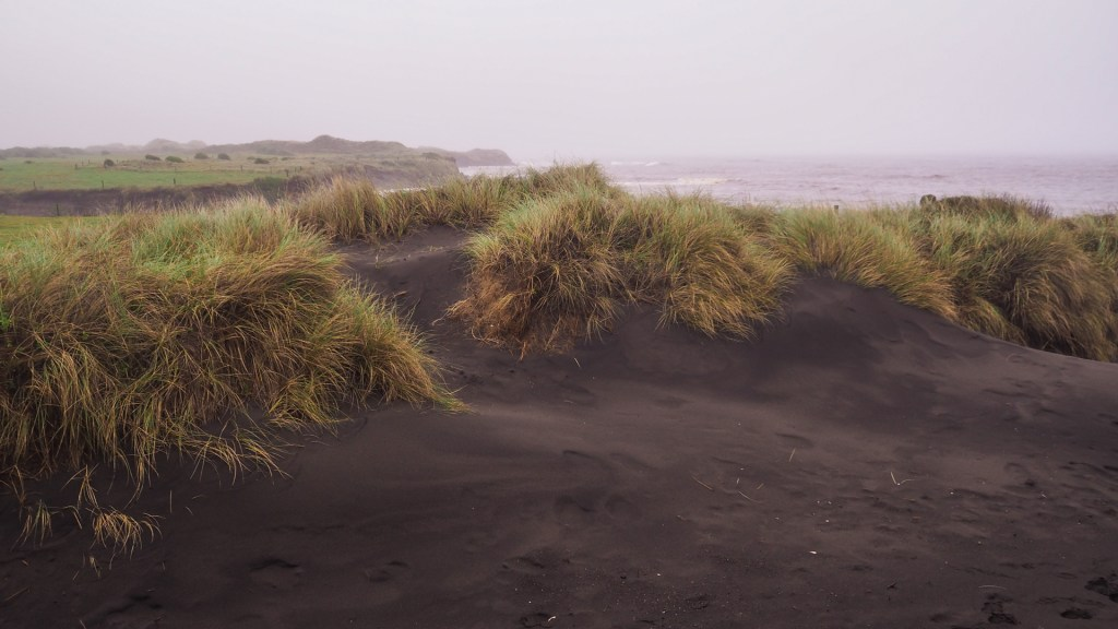 Black sand Ab in den Süden