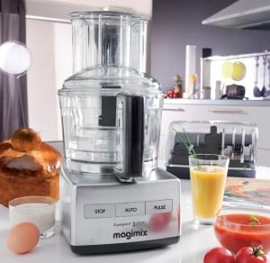 Magimix compact foodprocessor
