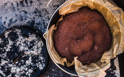 Der Dutch Oven Brownie