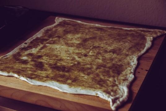 Mojito Zupfkuchen Teig