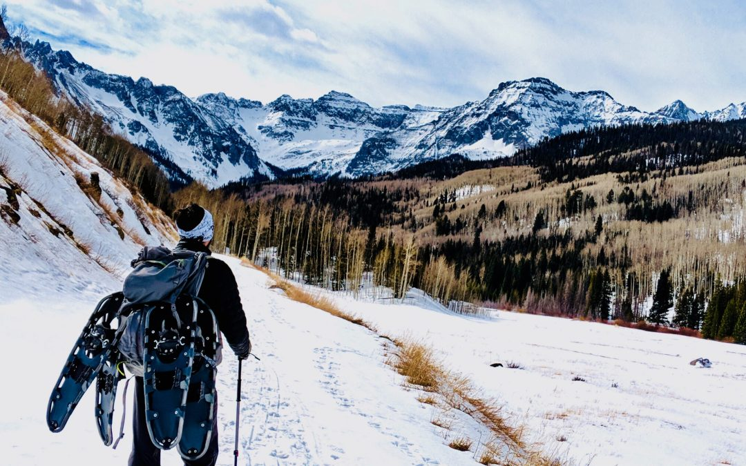 Outdoor winter activities for those with arthritis
