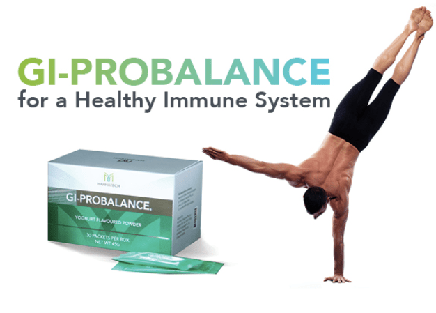 GI-PROBALANCE for a Healthy Immune System