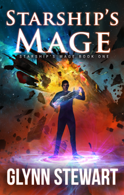 Starship's Mage by Glynn Stewart