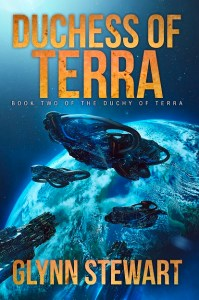 Duchess of Terra is out now!