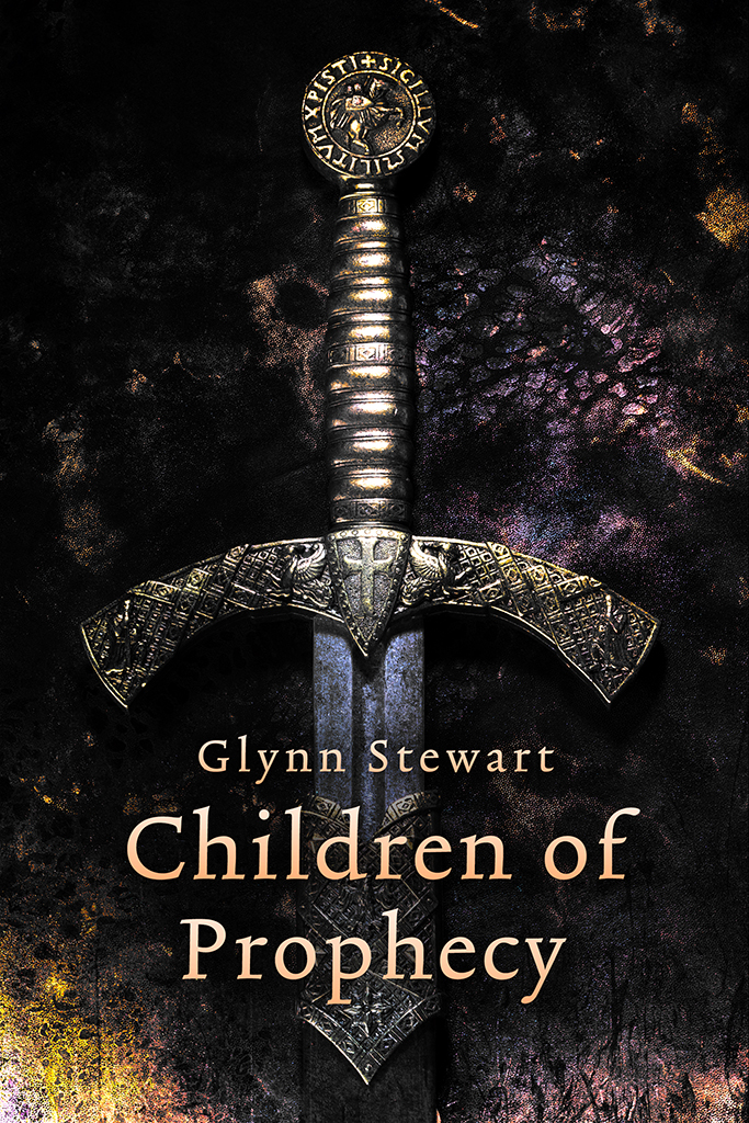 Children of Prophecy by Glynn Stewart, a standalone fantasy novel