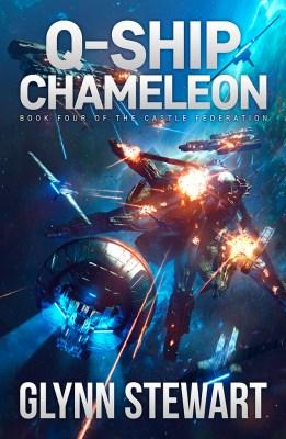 Q-Ship Chameleon by Glenn Stewart