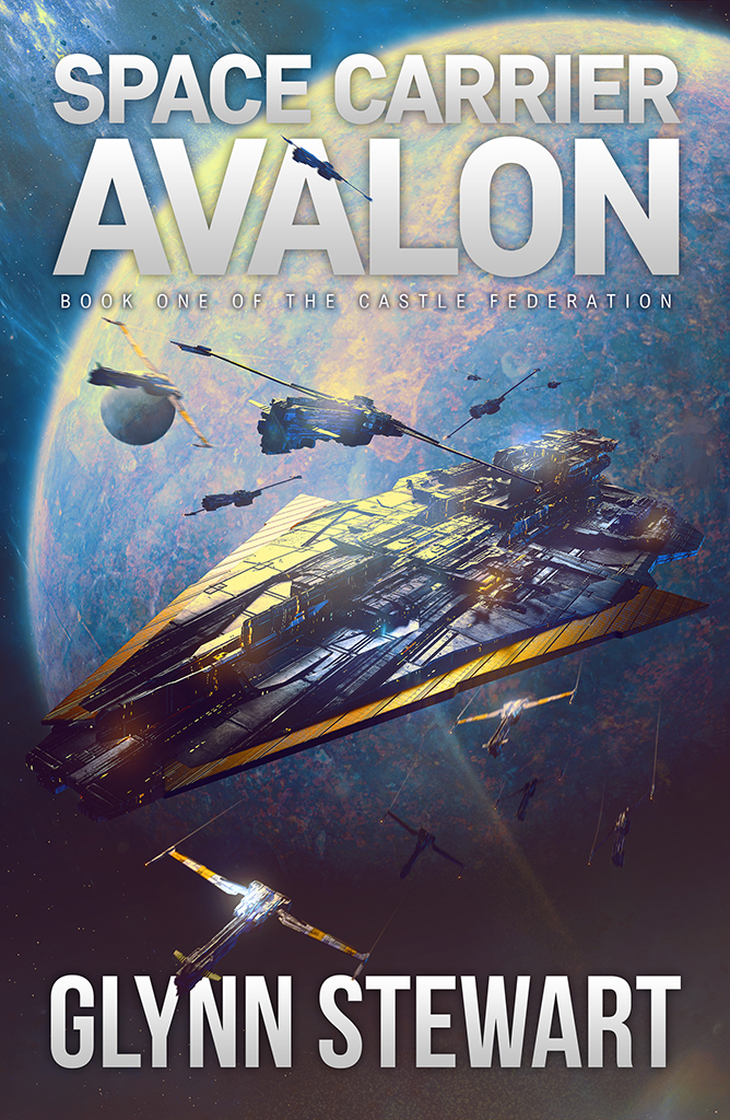 Space Carrier Avalon by Glynn Stewart