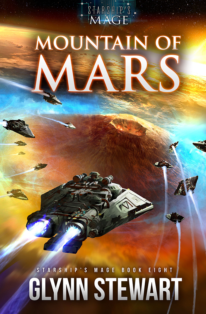 Mountain of Mars Cover Reveal