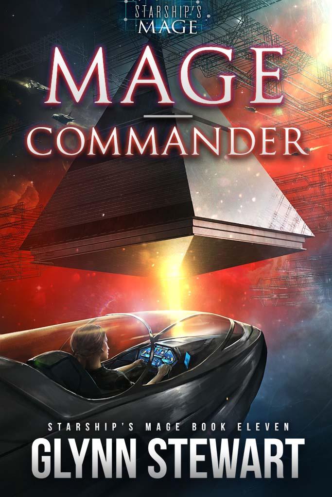 Mage-Commander by Glynn Stewart