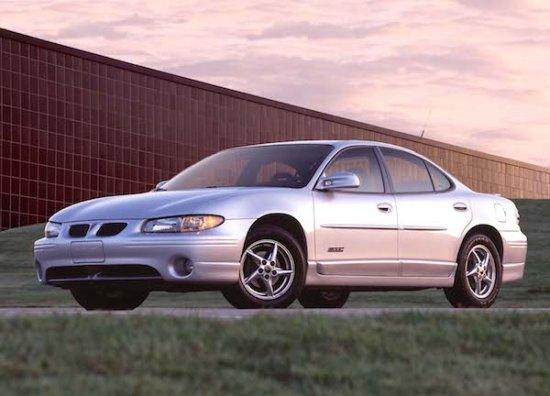 2003 Pontiac Grand Prix GTP. X03PN_GP001