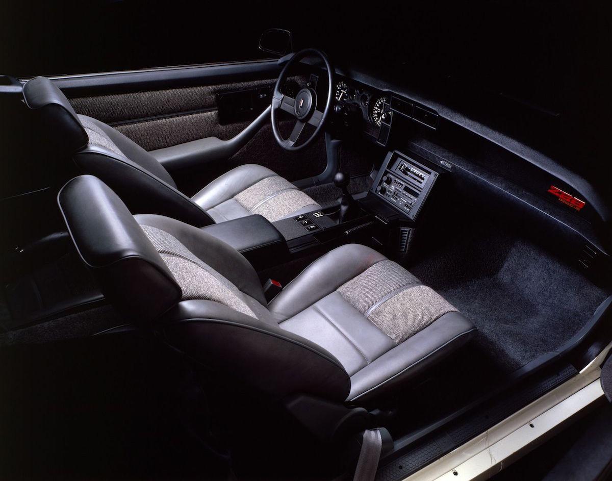 Camaro chevy camaro 5 speed manual transmission : GM EFI Magazine