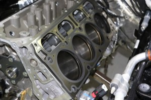 Redline Motorsports had the LT4 engine down to the short block, and built it back up using massaged heads, one of its Super Stick cams, and more boost. Redline's Howard Tanner also tuned the car using E92 to arrive at 771 horsepower at the wheels.