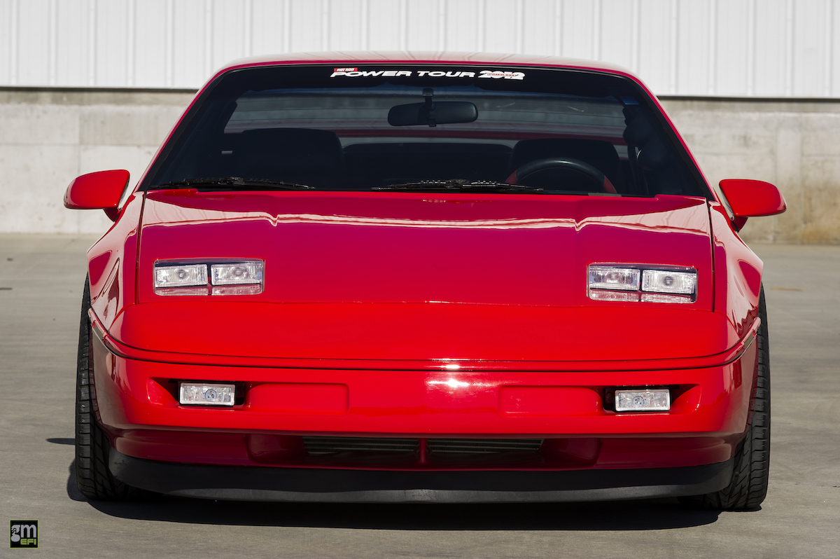 Gm Efi Magazine Pontiac Fiero Oil Pan Once Amir Completed The Power Tour In His 88 Formula He Started To Get Urge Do More Got Bit By Speed Bug