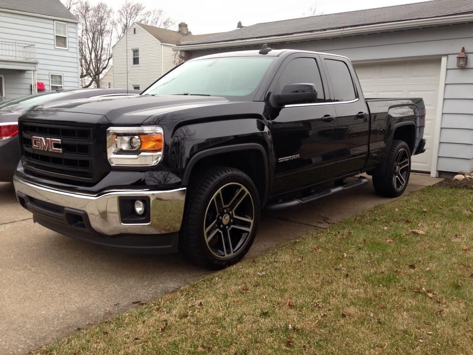 Denali 2014 Short Sierra Box Gmc 4x4