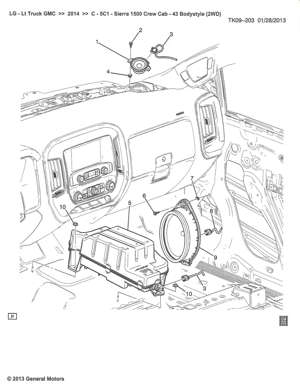 Interior Hhr Stereo Wiring Diagram