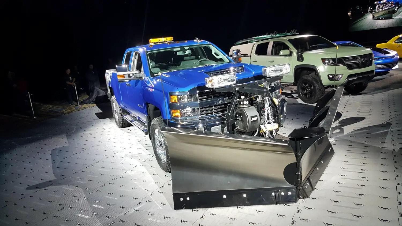 Alaskan Edition Chevy Silverado