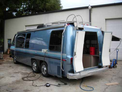 Gmc Motorhome Parts >> GMC Motorcoach Projects