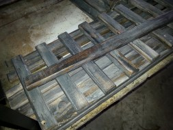 wood rack 8