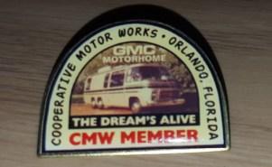 CMW member pin 1