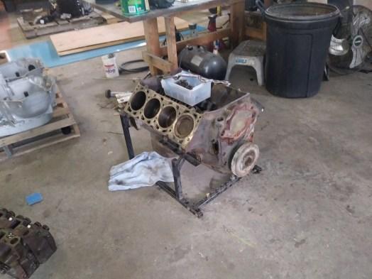 Motor breakdown 3